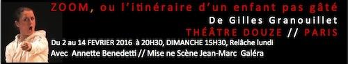 Zoom - Théâtre Douze