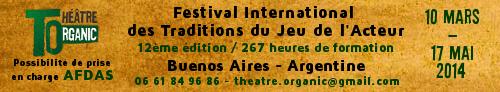 Théâtre Organic