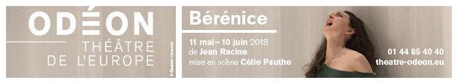 Bérénice - Odéon, Théâtre de l'Europe