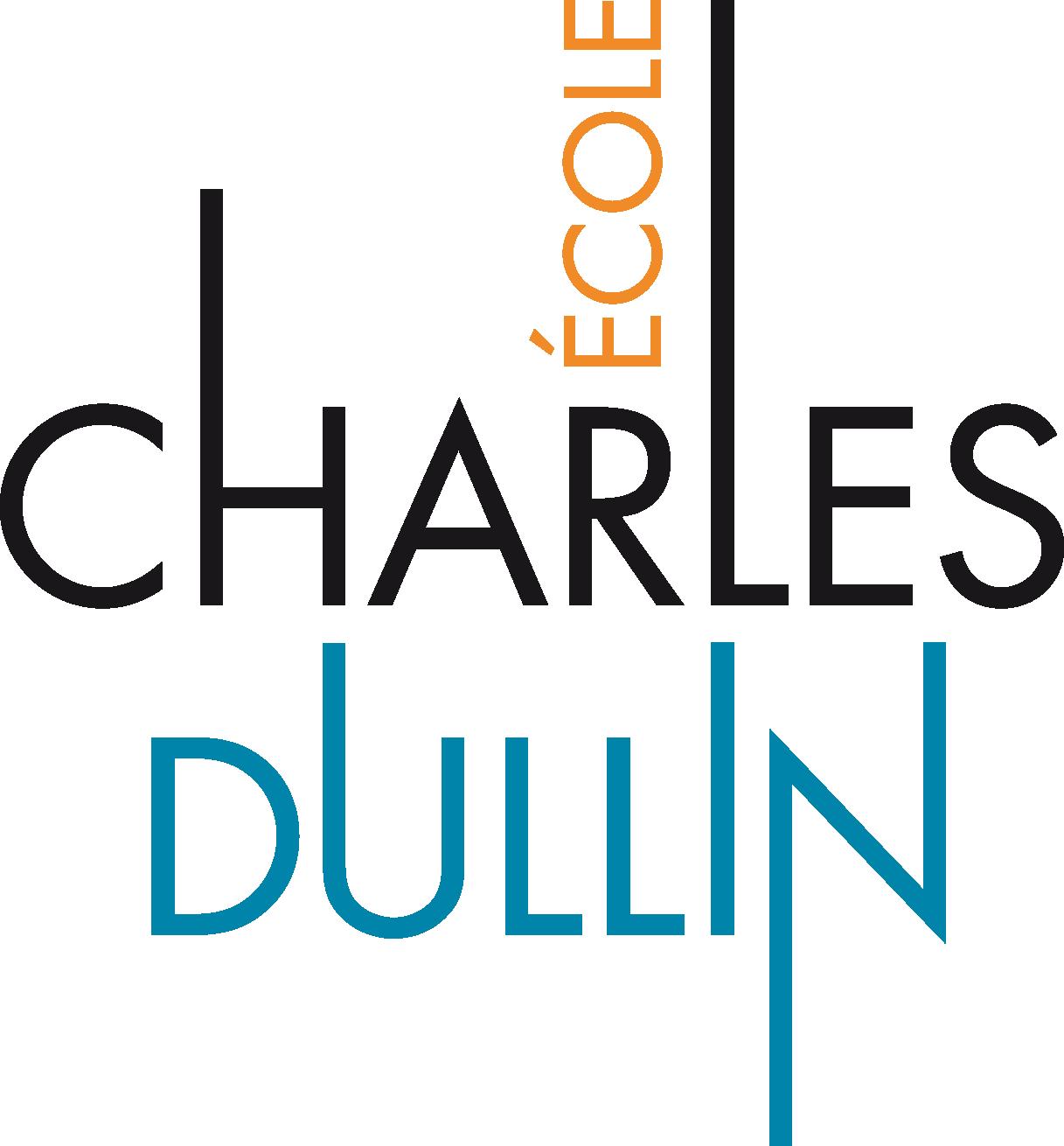 Logo de l'école Charles Dullin