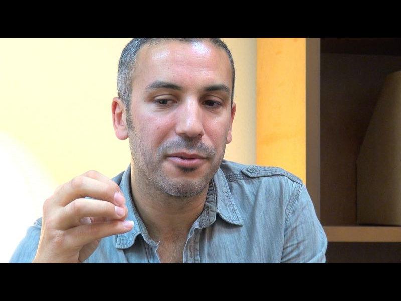 Mohamed El Khatib / Le premier texte de théâtre - Vidéos de théâtre sur ... - 6207