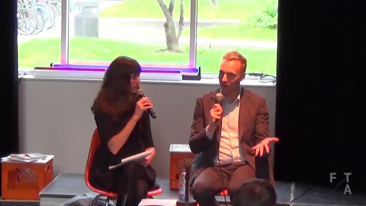 Vidéo 5 à 7 au QG du FTA, Invité Nicolas Langelier, Nouveau Projet