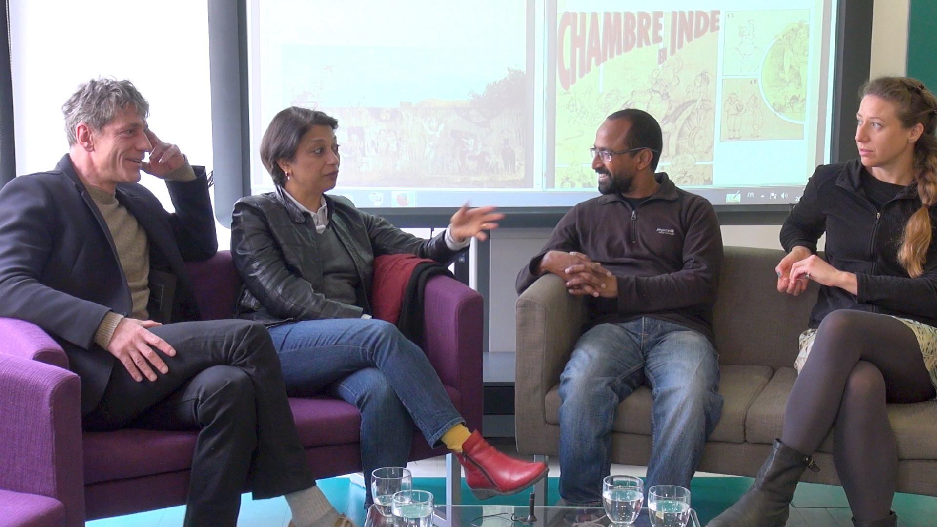 Vidéo L'école nomade du théâtre du Soleil, son histoire, ses expériences...