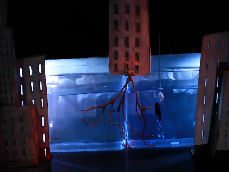 Vidéo Teaser de la 9e Biennale internationale des arts de la marionnette