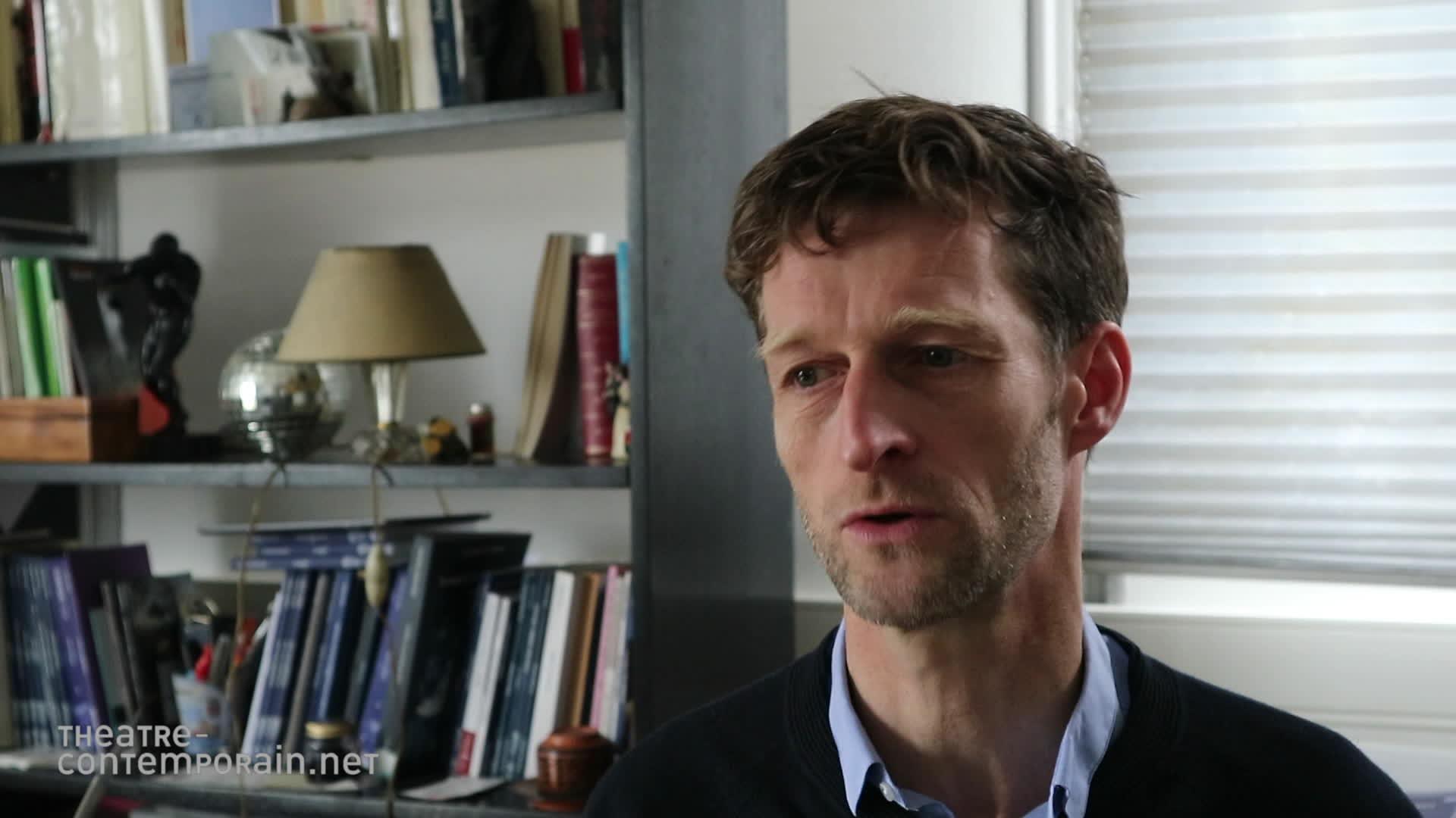 Questions à Pierre Guillois