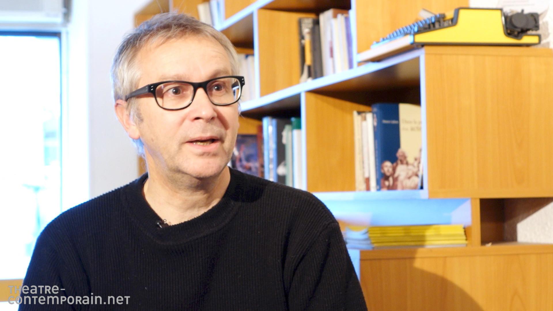 Thierry Beucher / Le contexte menant à l'écriture