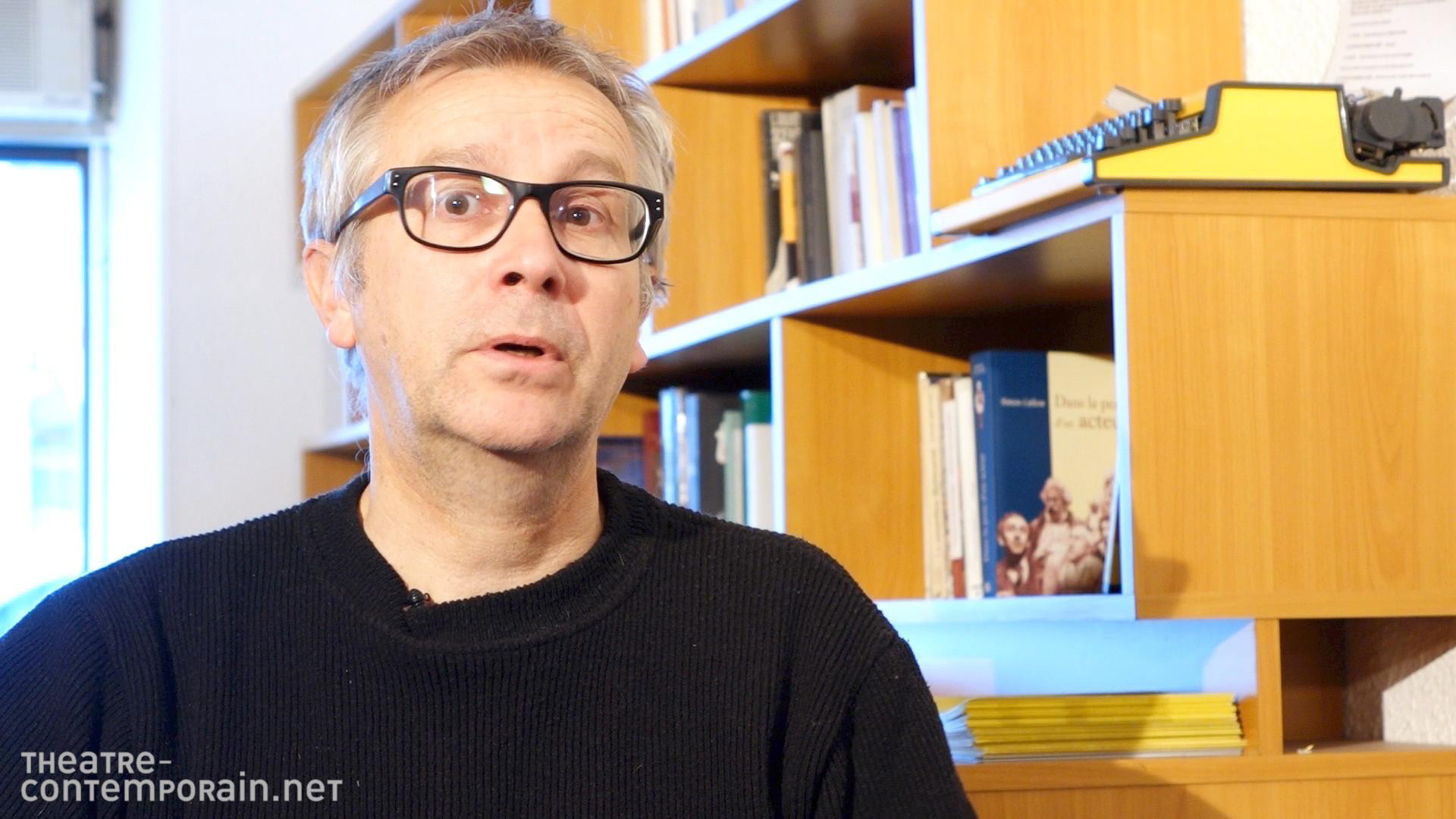 Questions à Thierry Beucher
