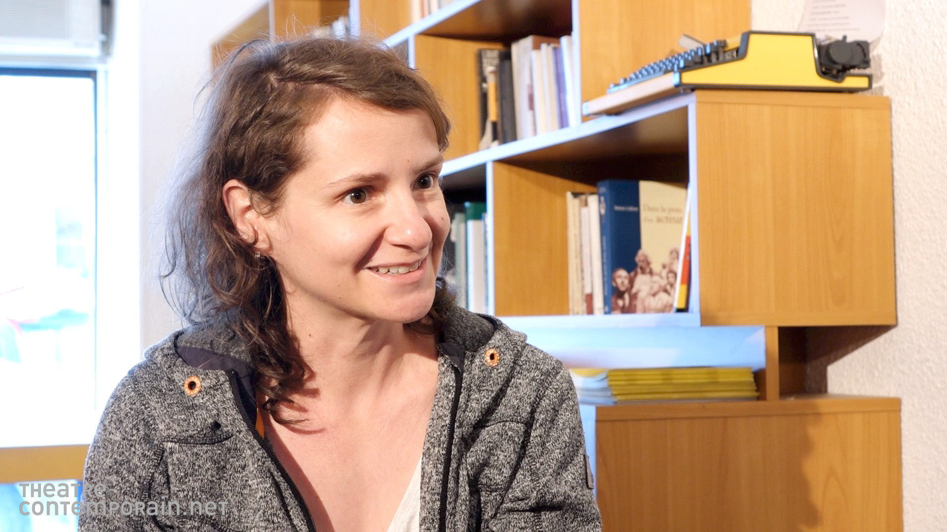 Questions à Antoinette Rychner