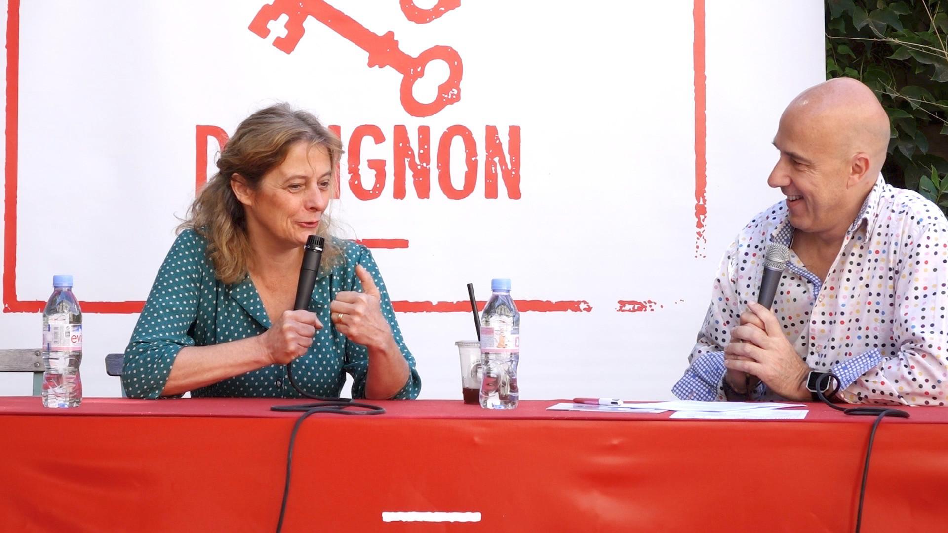 """Vidéo Claire Lasne Darcueil pour """"Claire, Anton et eux"""""""
