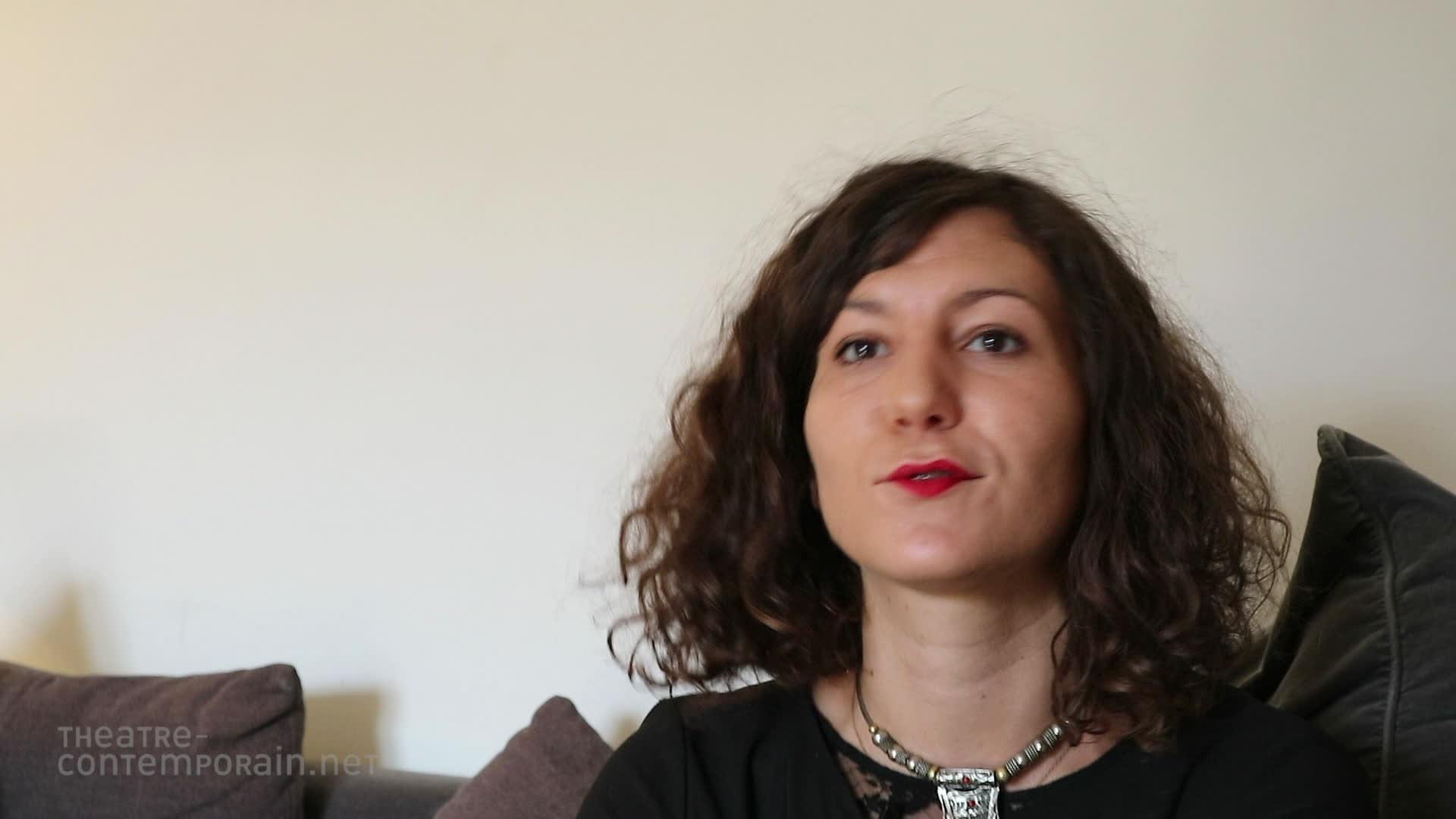 Questions à Anaïs Allais
