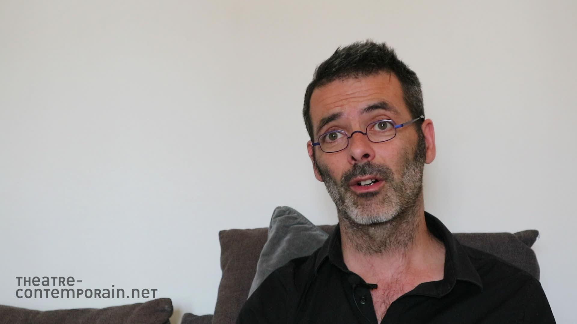 Questions à Sylvain Renard