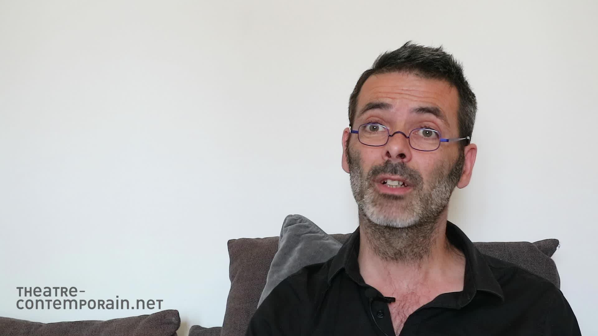 """Sylvain Renard, """"La découverte du théâtre"""""""