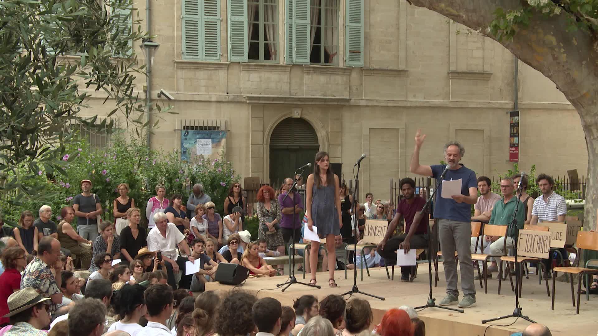 Vidéo Anne-Laure Liégeois et Christiane Taubira - On aura tout - Extraits