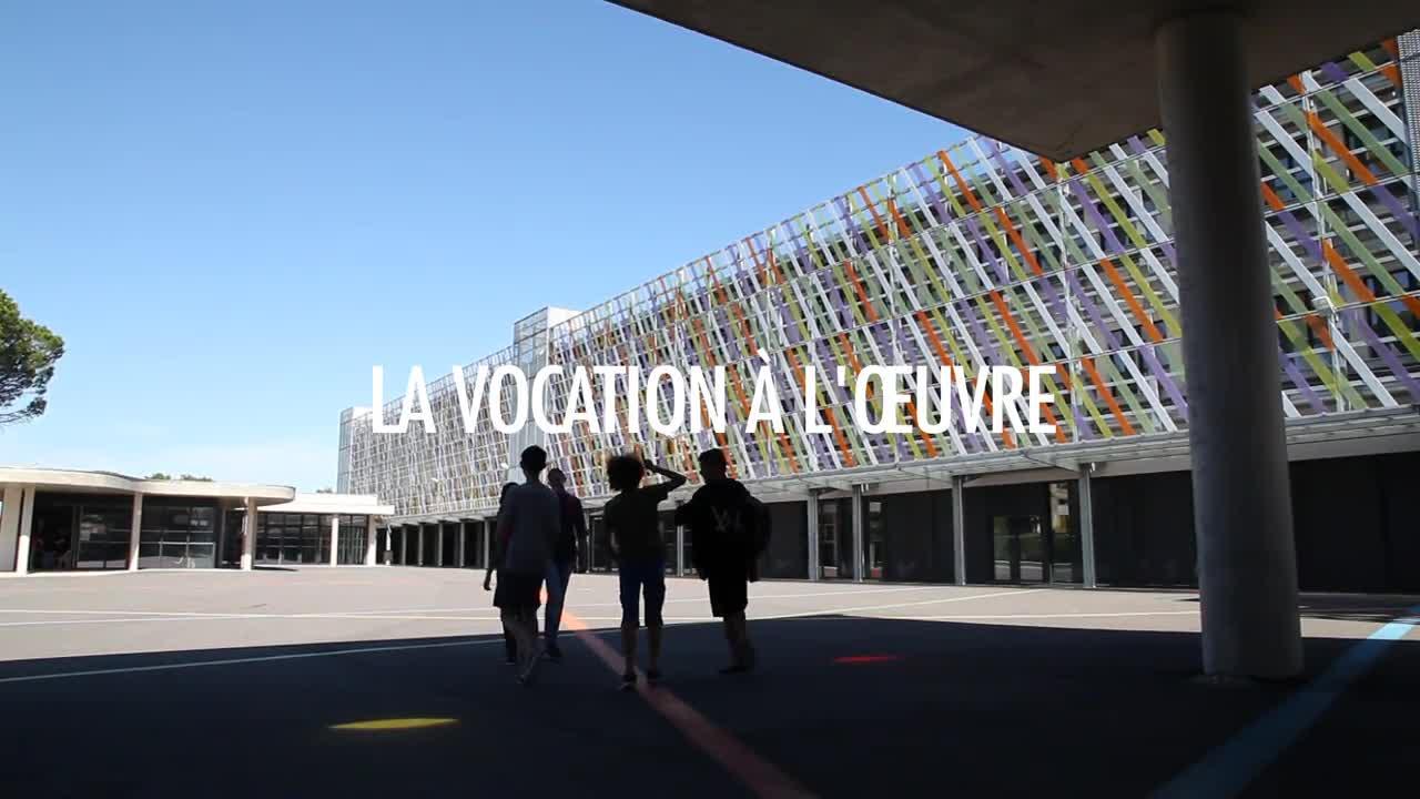 Vidéo jeunes reporters culture - La Vocation à l'œuvre
