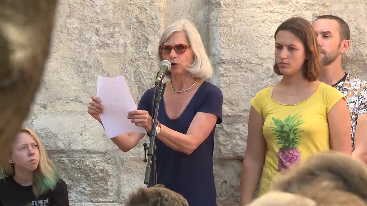 Vidéo Anne-Laure Liégeois et Christiane Taubira - On aura tout - Extraits (Jour 5)