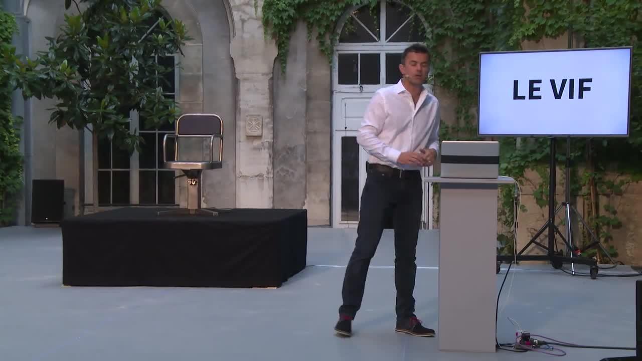 Vidéo Frédéric Ferrer et Mélissa von Vépy - Le Sujet des sujets - Extraits