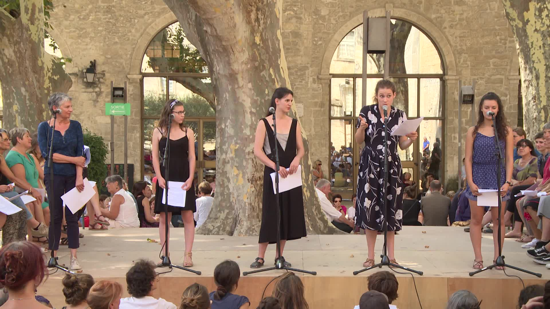 Vidéo Anne-Laure Liégeois et Christiane Taubira - On aura tout - Extrait (jour 10)