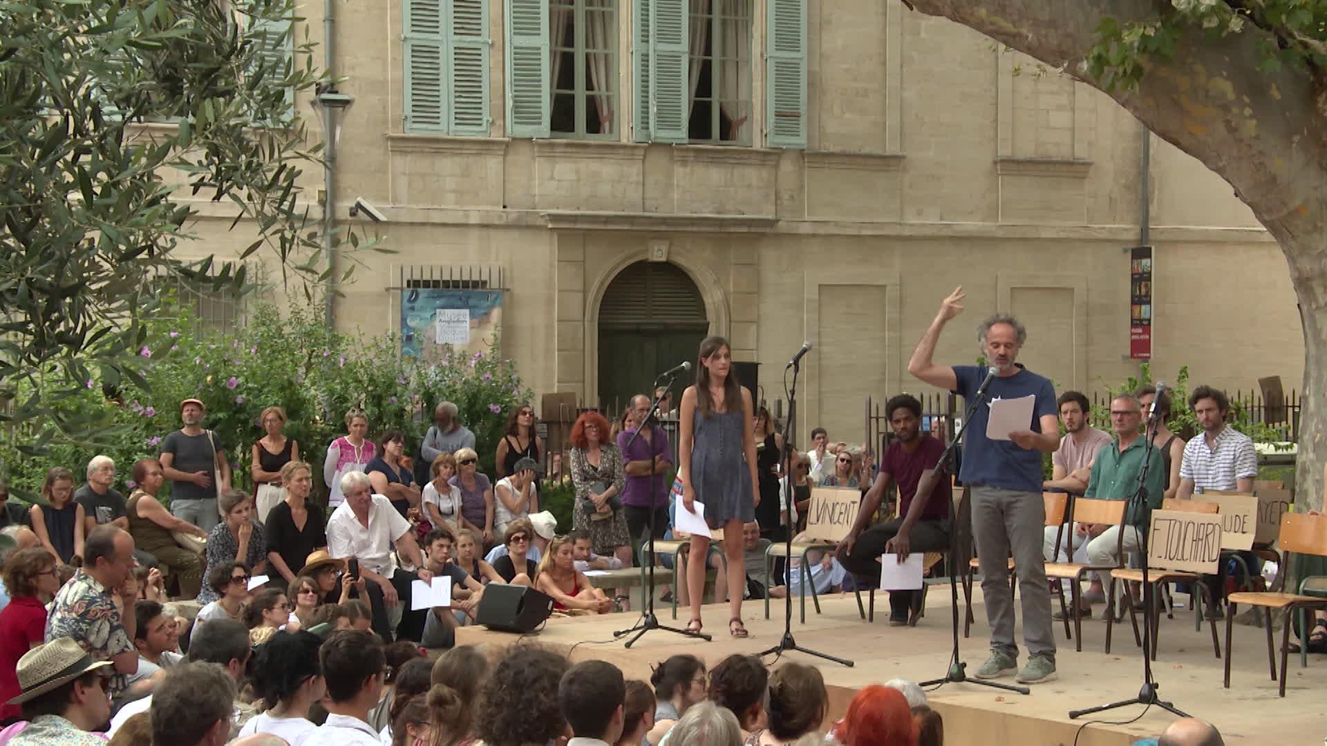 Vidéo jeunes reporters culture - Le monde en partage
