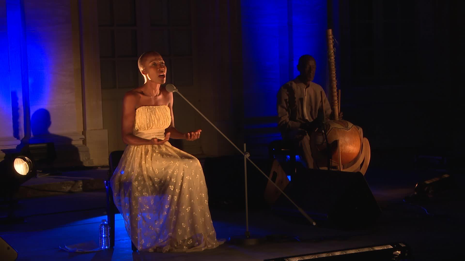 Vidéo Rokia Traoré - Dream mandé - Djata - Extraits