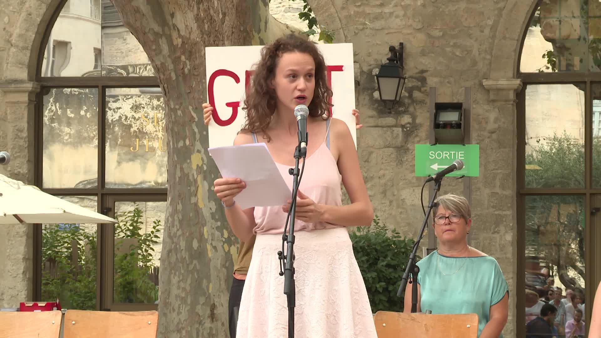 Vidéo Anne-Laure Liégeois et Christiane Taubira - On aura tout - Extraits (Jour 12)