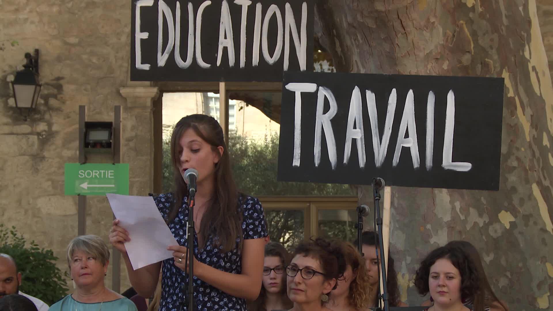 Vidéo Anne-Laure Liégeois et Christiane Taubira - On aura tout - Extraits (Jour 14)