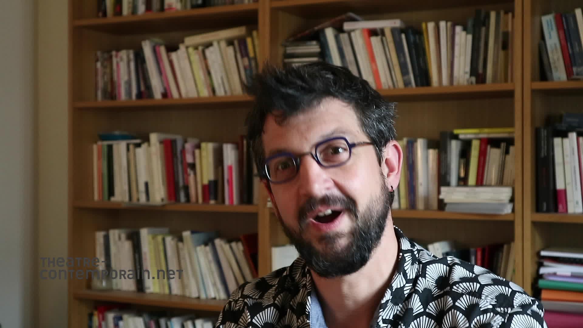 Image de la vidéo Simon Grangeat,