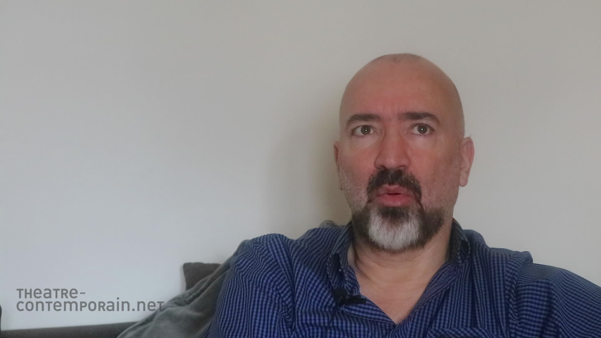 """Manuel Antonio Pereira, """"La découverte du théâtre"""""""