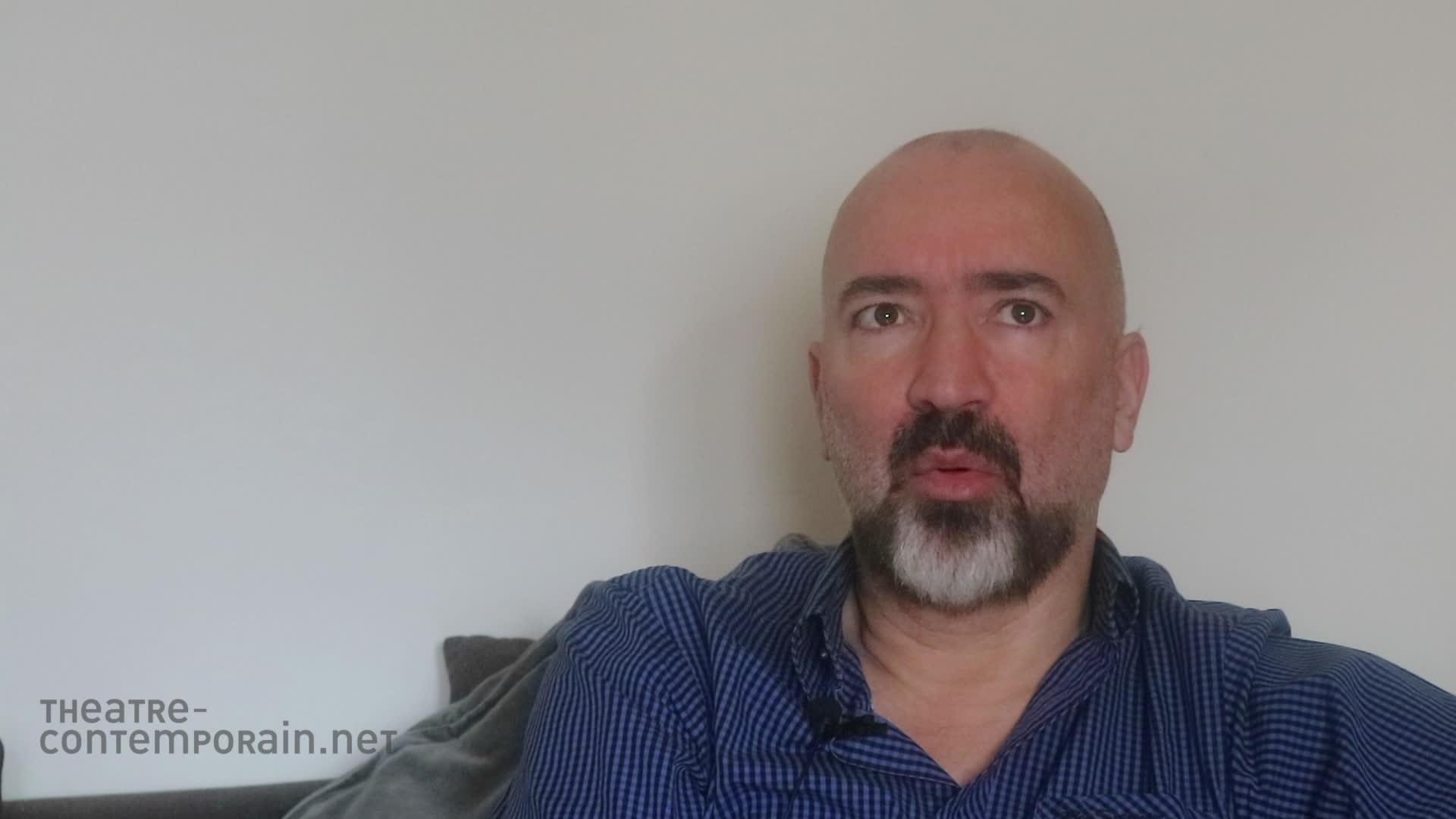 Questions à Manuel Antonio Pereira