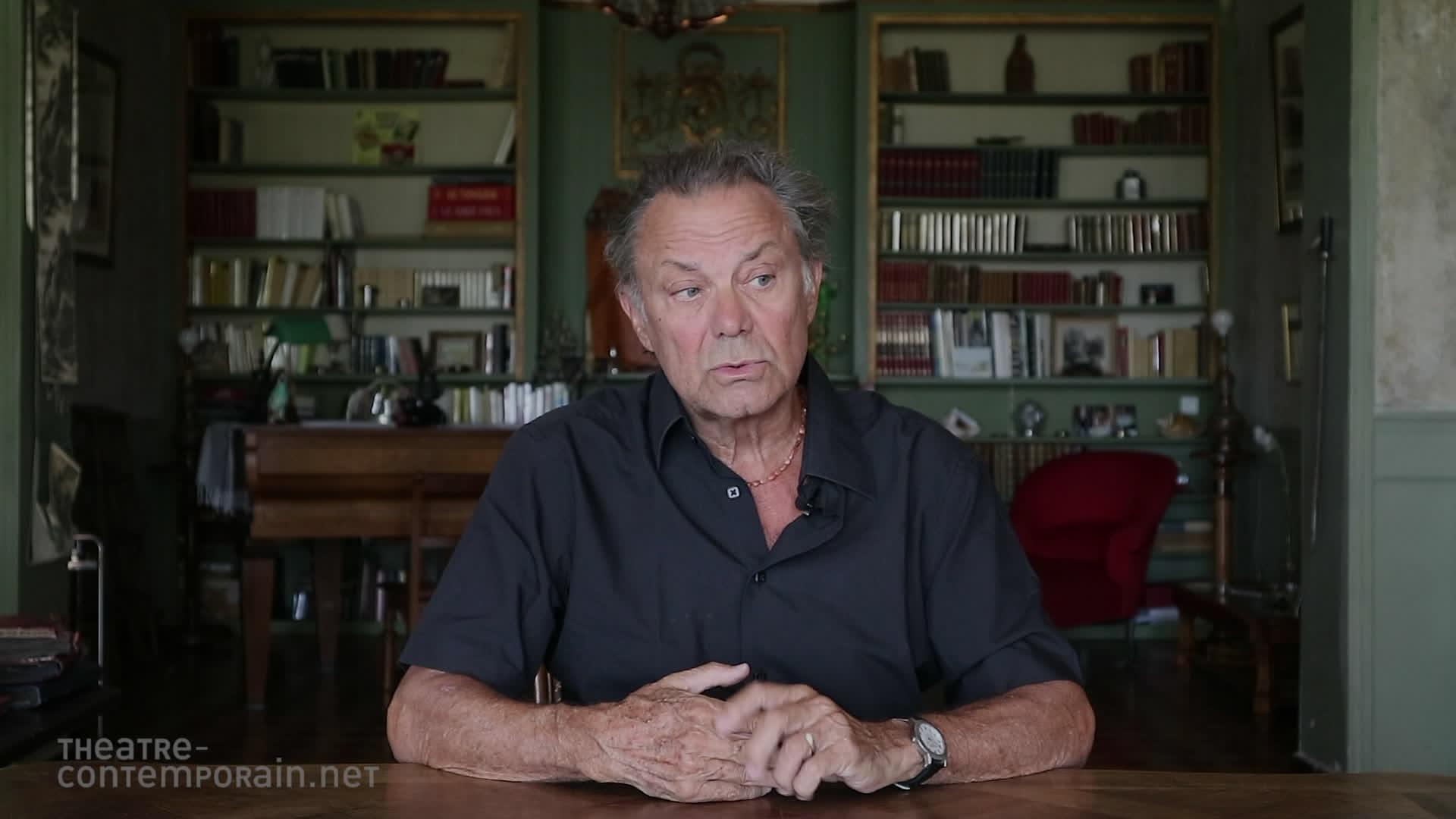 """Vidéo Philippe Caubère, """"Adieu Ferdiand"""", la fin d'un cycle ?"""