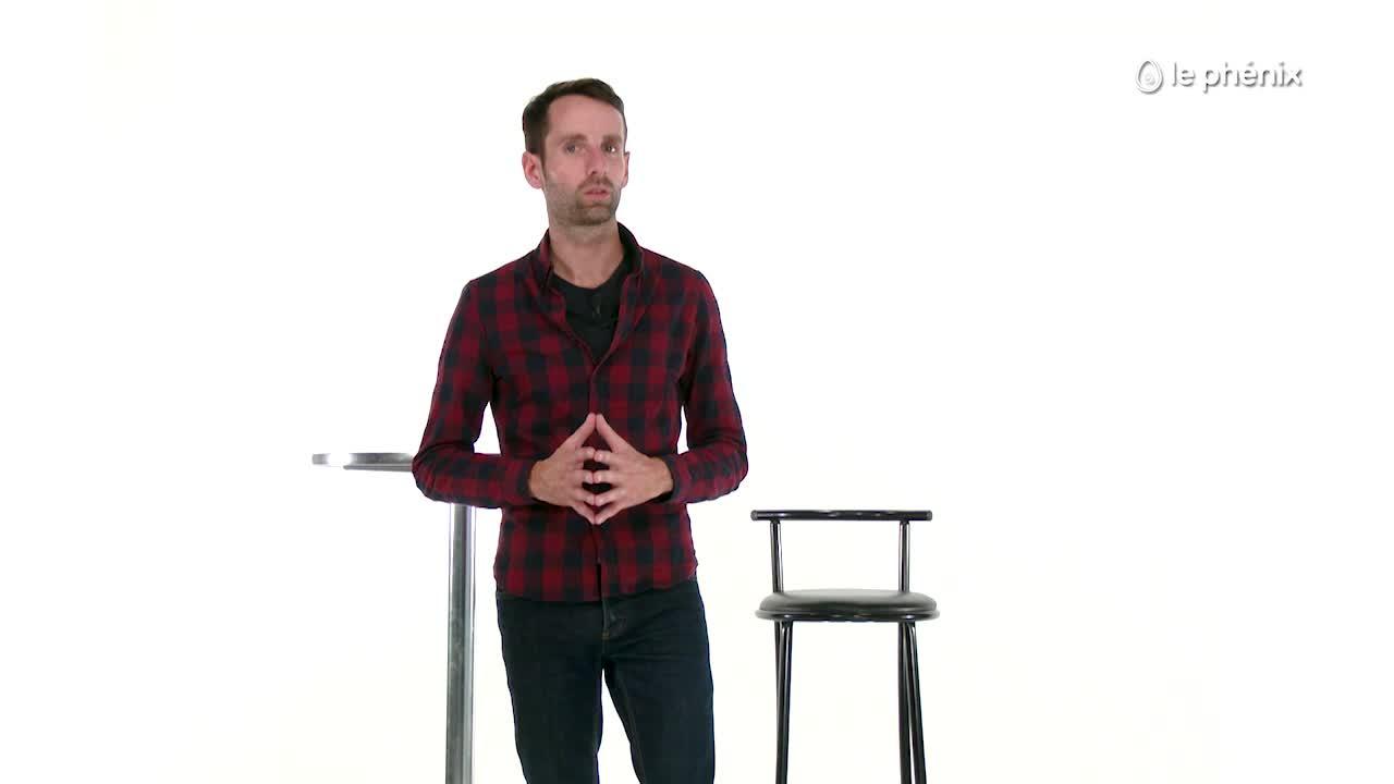 Vidéo La minute pédagogique > Diptyque Guy Cassiers