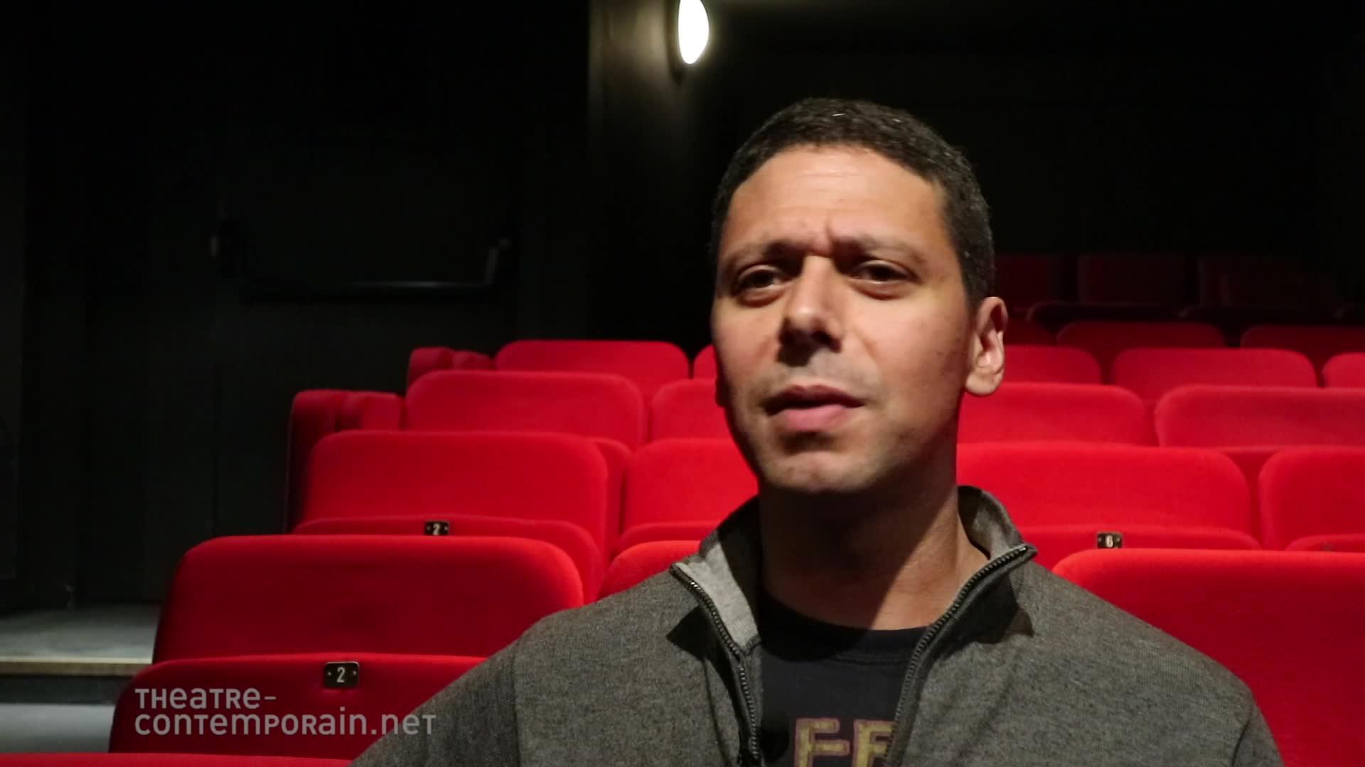 """Hédi Tillette de Clermont-Tonnerre, """"La découverte du théâtre"""""""