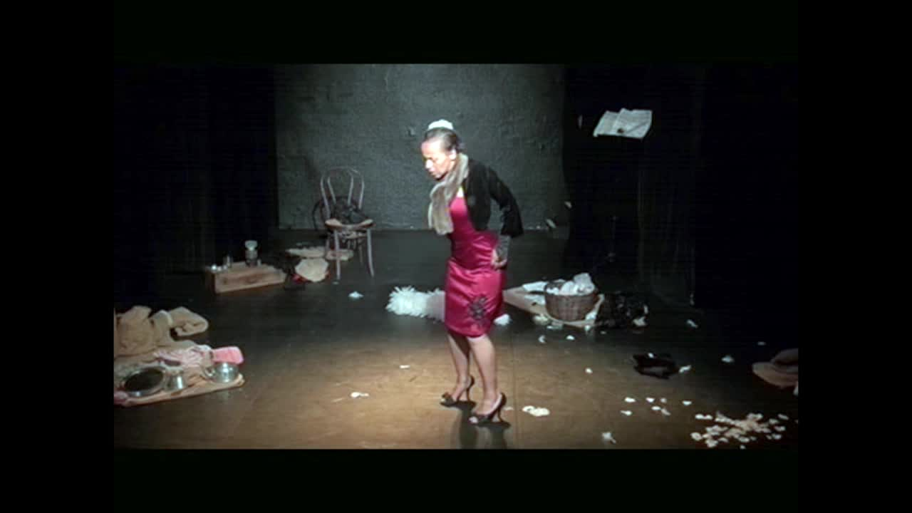 """Vidéo """"Billie Holiday Sunny Side"""", m.e.s. Naïsiwon El Aniou - Bande-annonce"""