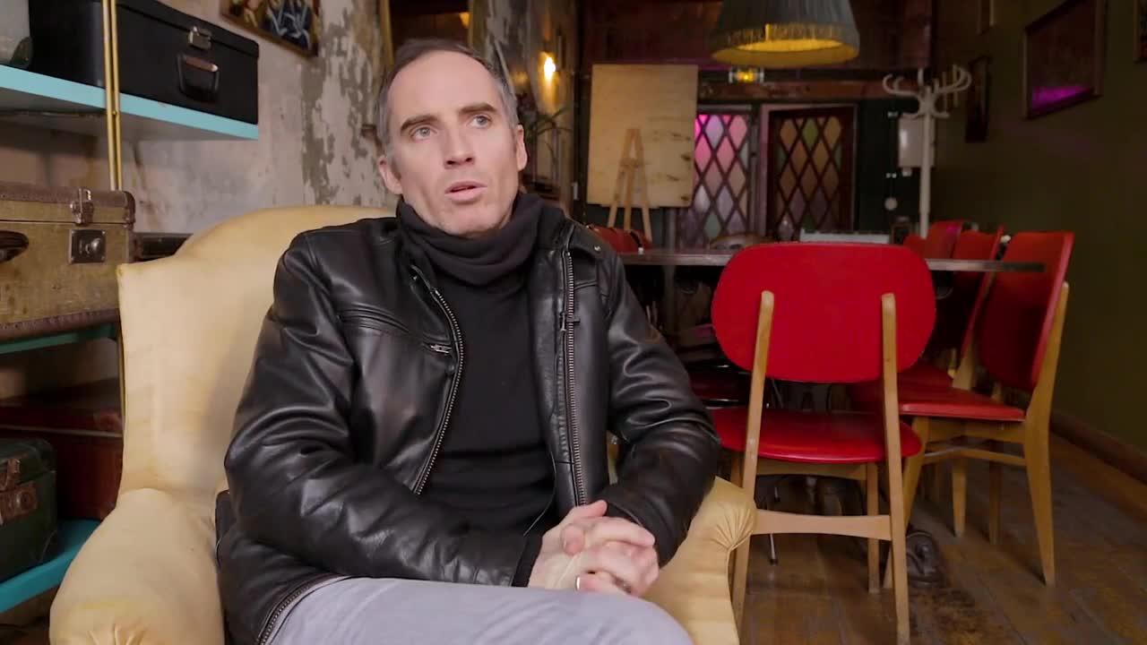 Vidéo Jusque dans vos bras - Conversation avec Jean Christophe Meurisse