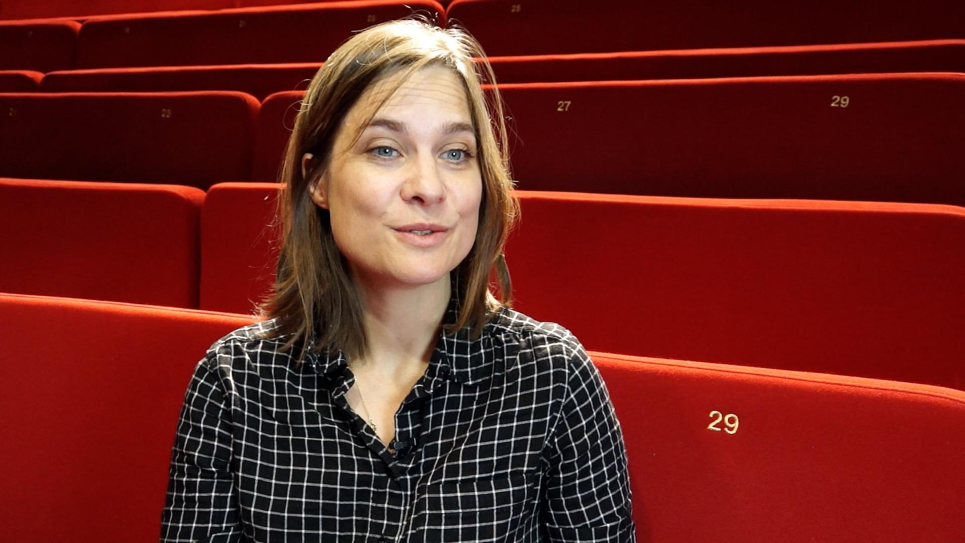 """Vidéo Entretien avec Chloé Dabert pour """"Iphigénie"""""""