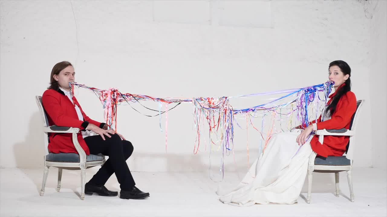 "Vidéo ""Hybris"" de Vanille Fiaux, Manuel Garcie-Kilian - Teaser"