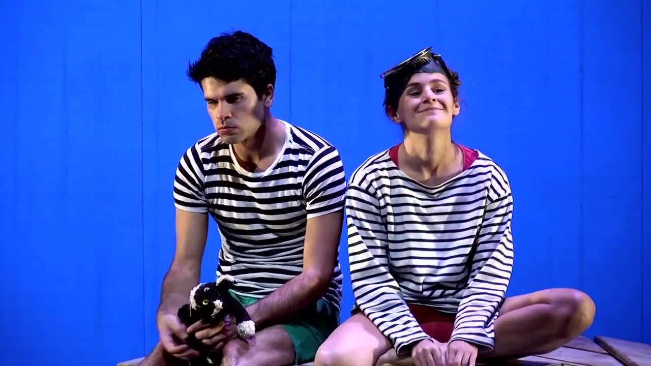"Vidéo ""Anatole et Alma"" de Sabine Tamisier - Teaser"