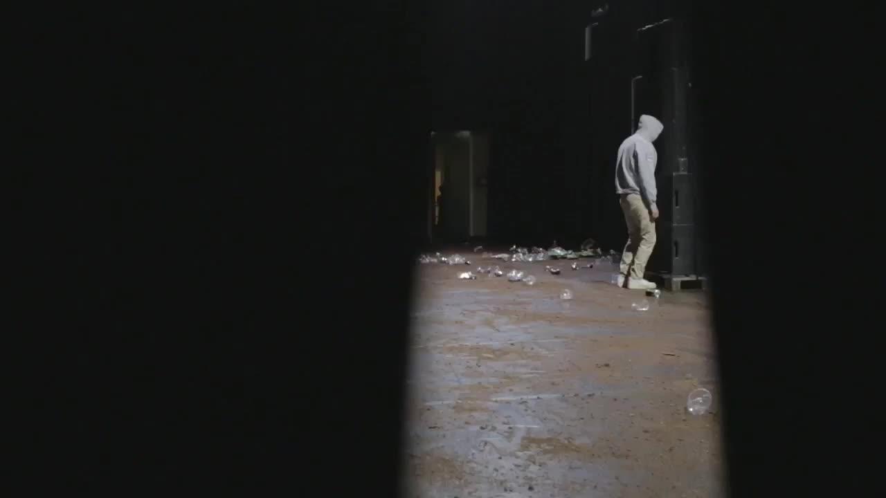 """Vidéo """"Crowd"""", Gisèle Vienne, extraits"""