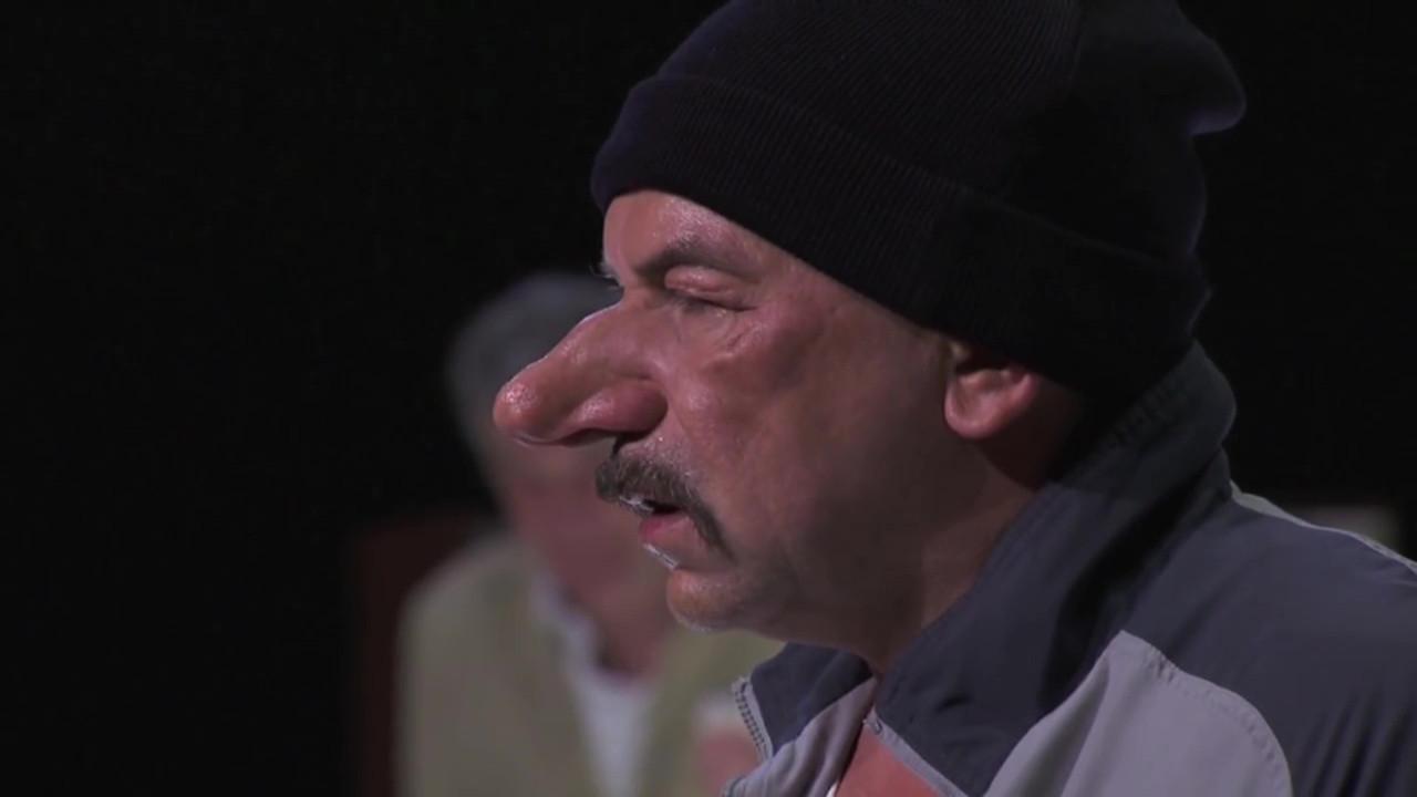"""Vidéo """"Cyrano de Bergerac"""", mise en scène Dominique Pitoiset, extraits"""