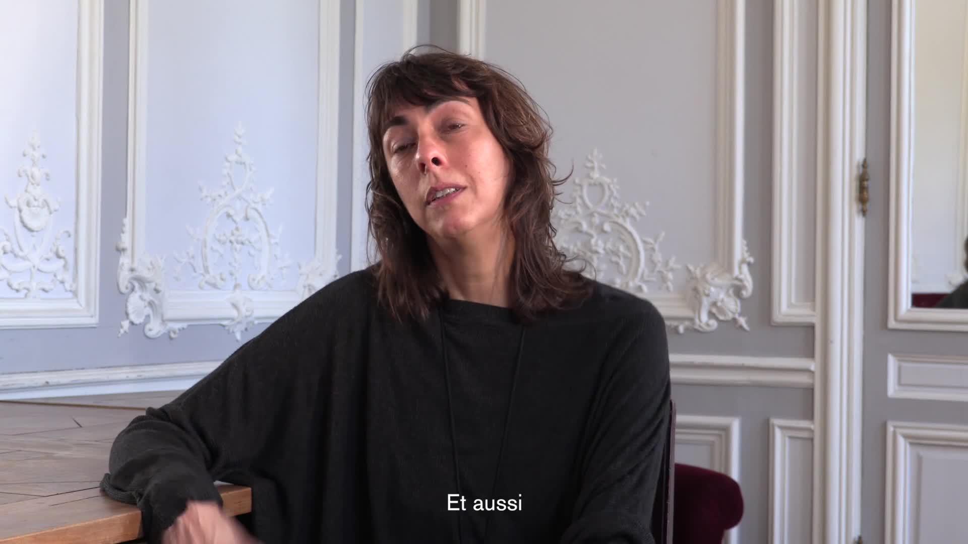 "Vidéo ""Ithaque"" - Rencontre avec Christiane Jatahy (2/4)"
