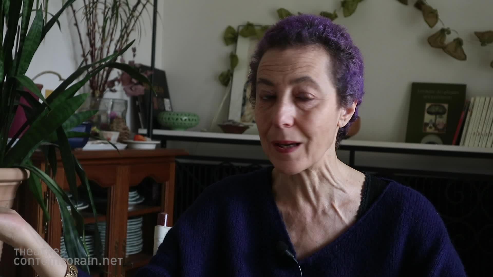 Image de la vidéo Claudine Galea,