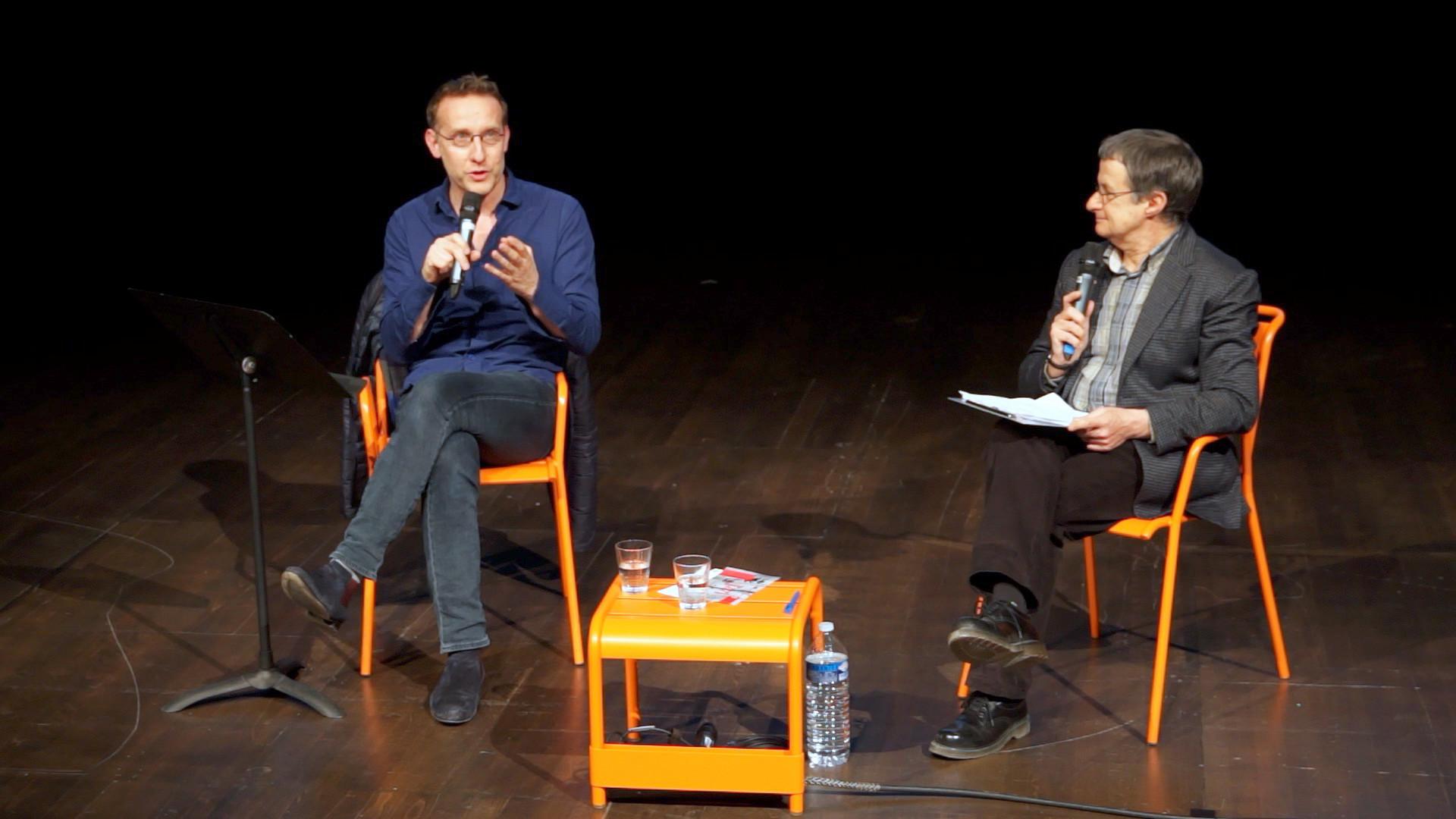 """Vidéo Rencontre avec Richard Brunel pour """"Certaines n'avaient jamais vu la mer"""""""