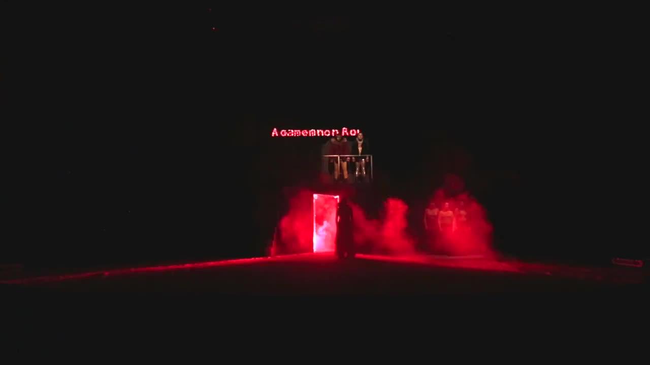 """Vidéo """"Une Iphigenie"""" // Cie Des CriArts // Julie Louart - Teaser (1/2)"""