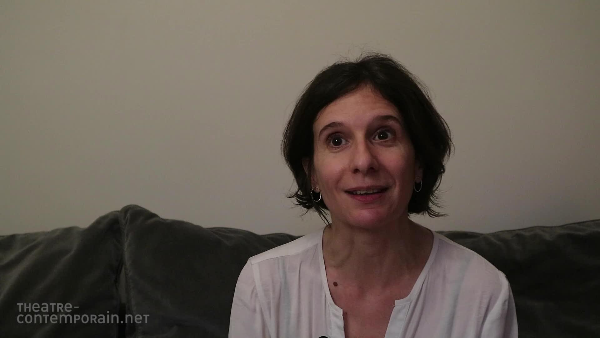 """Vidéo """"J'ai bien fait ?"""", Pauline Sales, la genèse de l'écriture et les personnages"""
