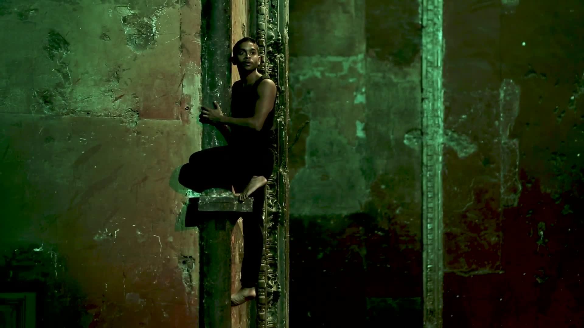 """Vidéo """"The Prisoner"""", Marie-Hélène Estienne, Peter Brooks, teaser"""