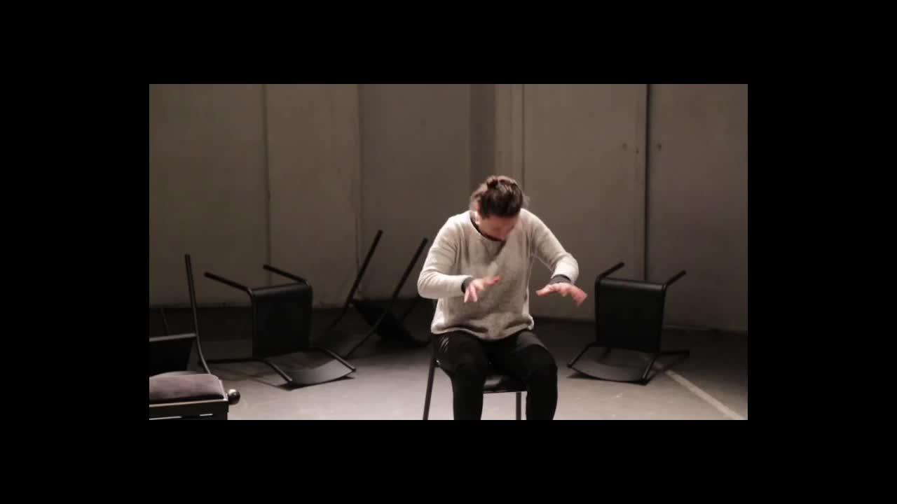 """Vidéo """"Un Chêne"""" de Tim Crouch, m.e.s. Catherine Hargreaves - Teaser"""