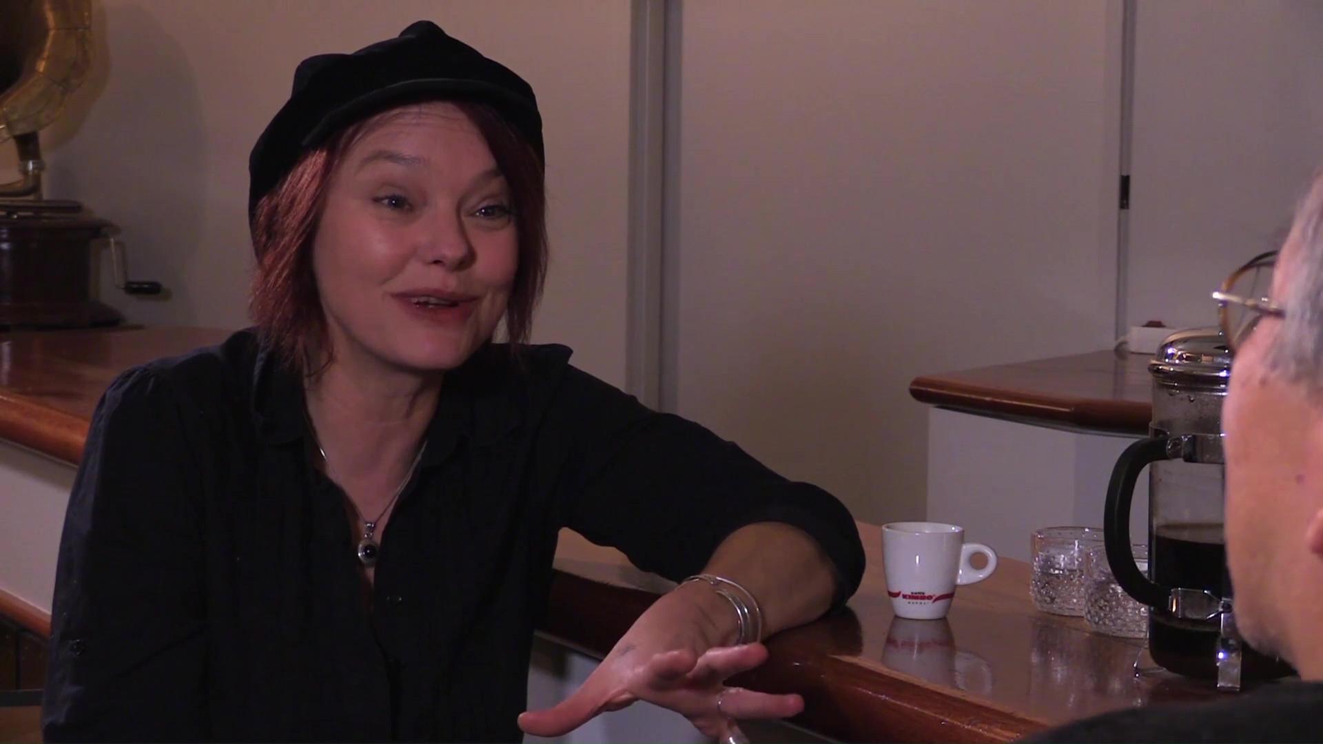 Vidéo LES BEAUX ENTRETIENS DE L'ONCLE HAN - Nathalie Fillion