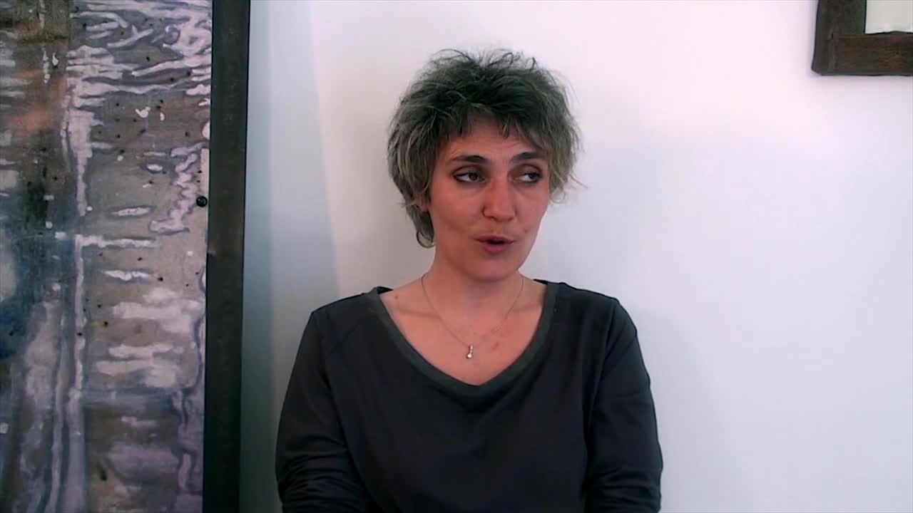 """Vidéo """"Bérénice"""" - Entretien avec Célie Pauthe"""