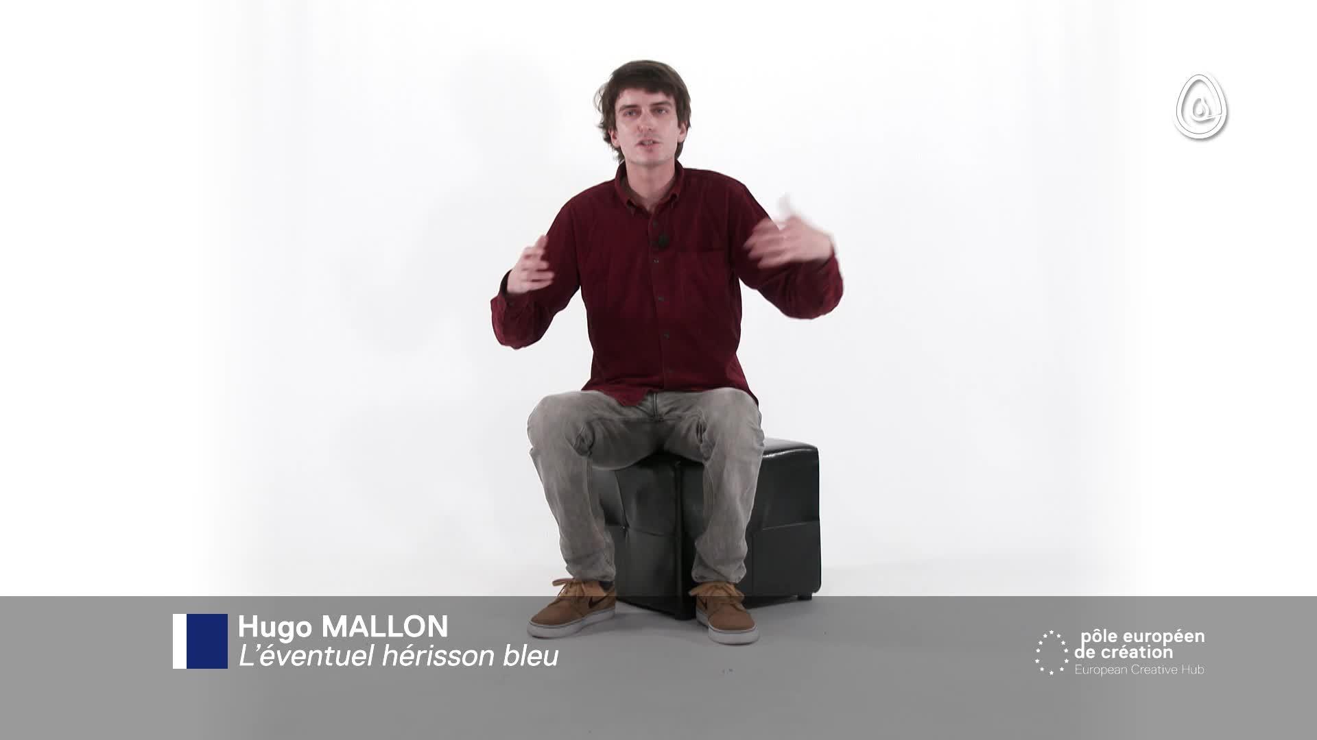 Vidéo Entretien avec Hugo Mallon