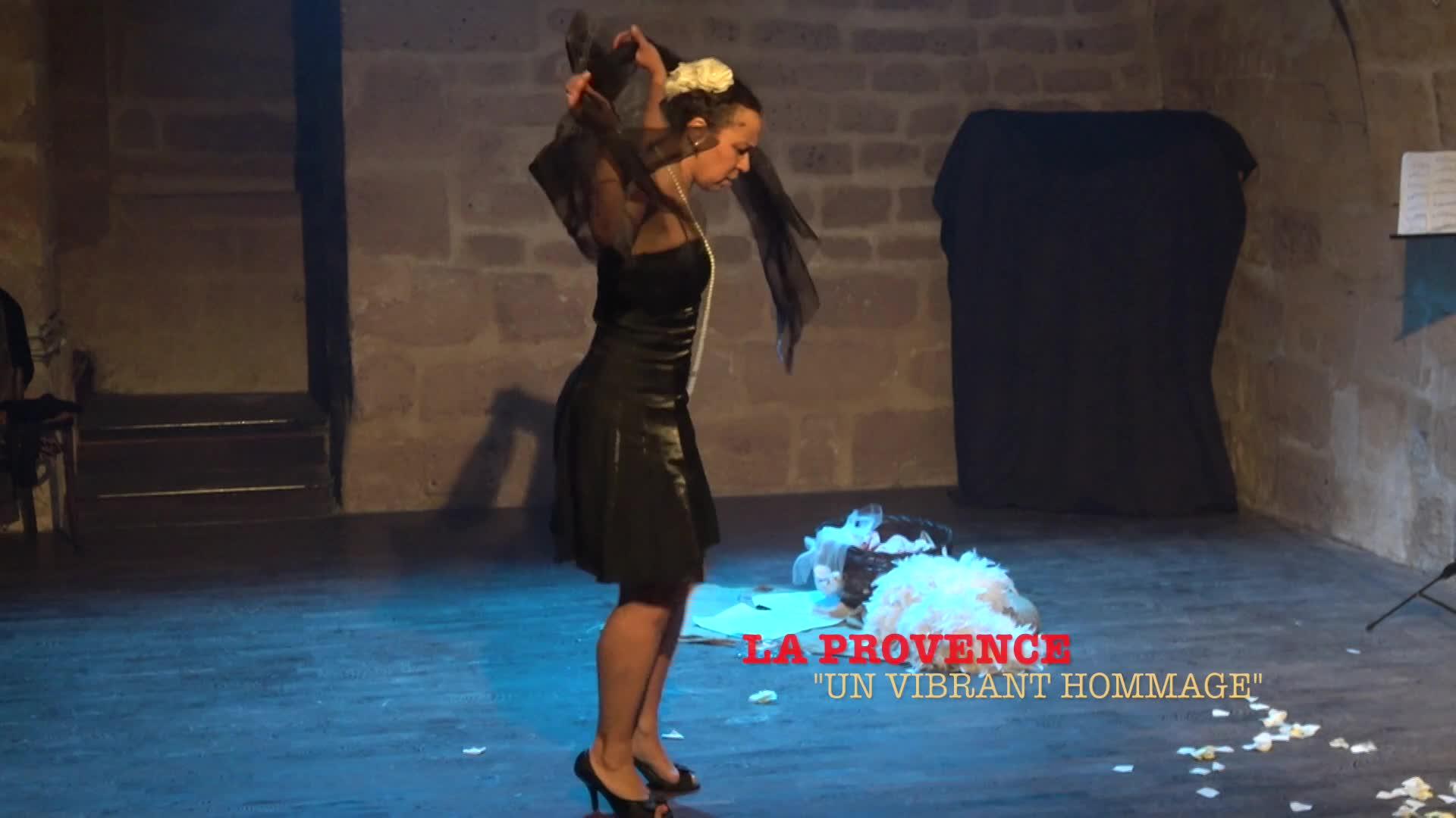 "Vidéo ""Billie Holiday Sunny Side"" de Naïsiwon El Aniou - Bande-annonce"