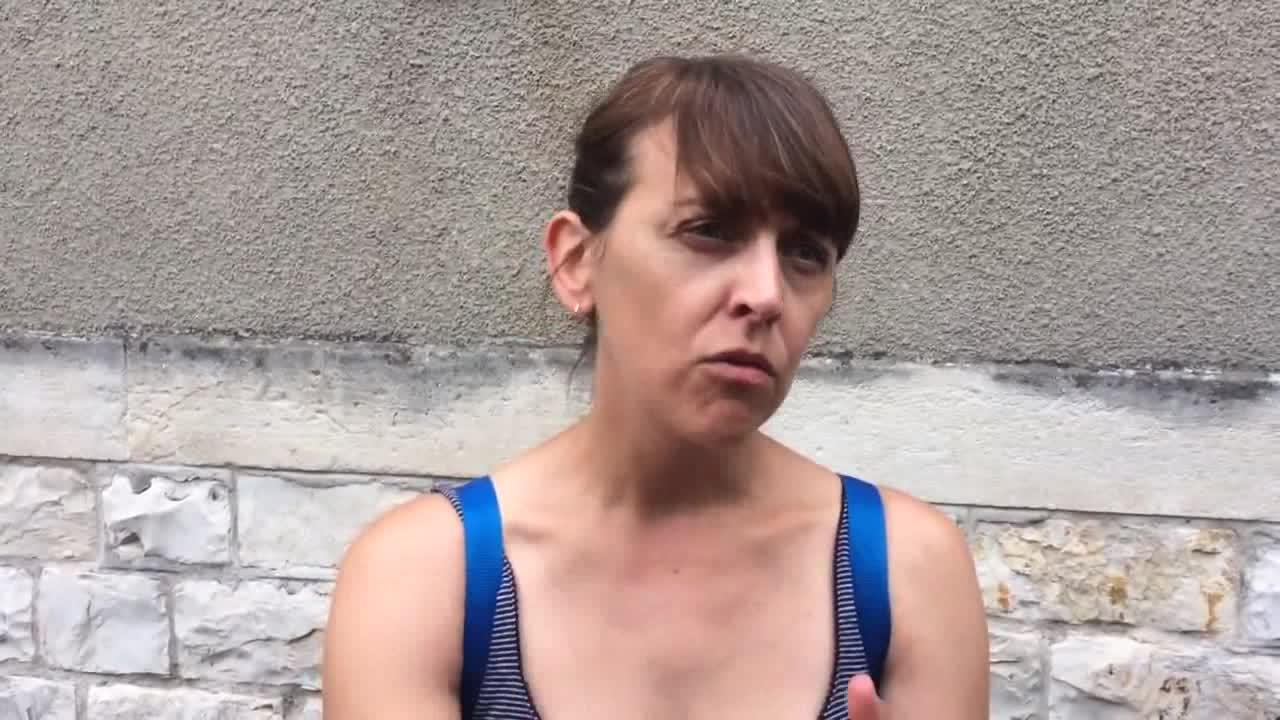 """Vidéo """"Le Fils"""" - Entretien avec Emmanuelle Hiron, comédienne"""